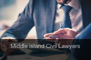 Middle island Civil Lawyers