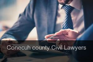Conecuh county Civil Lawyers