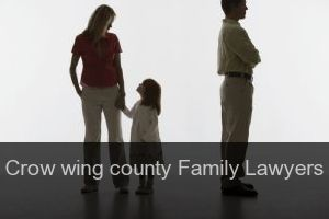 Crow wing county Family Lawyers