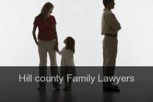 Hill county Family Lawyers