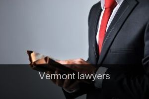 Vermont Lawyers